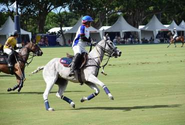 Chestertons Polo In the Park - International Friday